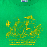 Food N Fitness 1984 Fun Run Tee