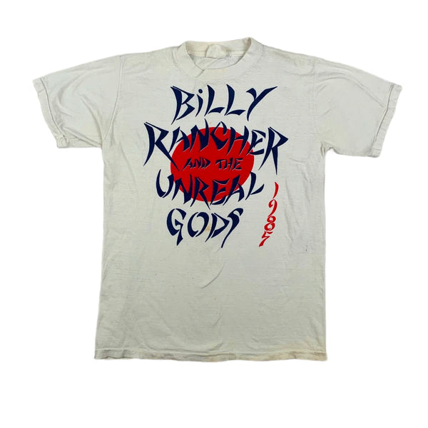 Billy Rancher and the Unreal Gods 1985 Tee