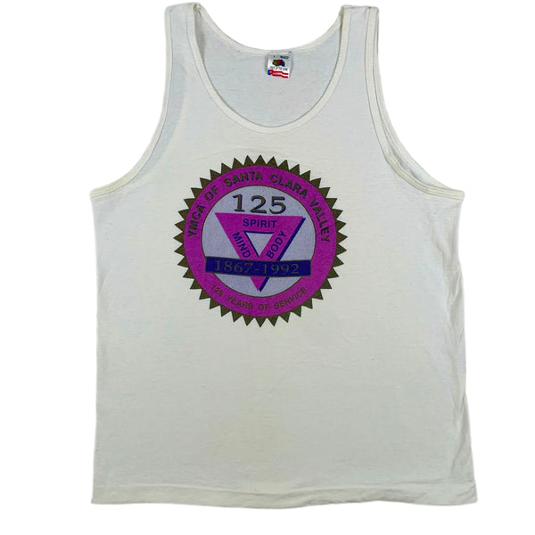 YMCA of Santa Clara Valley 125 Years Tank Top