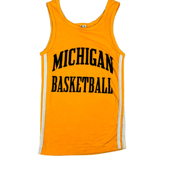 Champion Michigan Basketball Tank Top