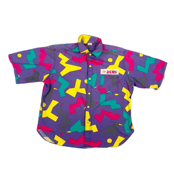 JAMS Surfline Abstract Shape Shirt