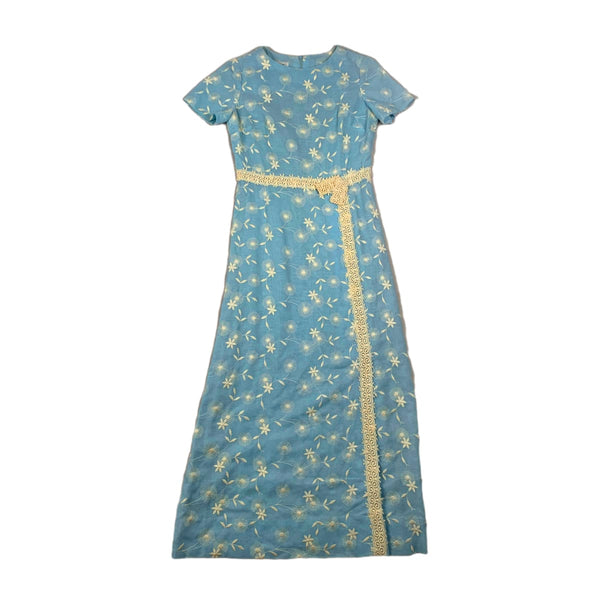Henry Lee Embroidered Dress
