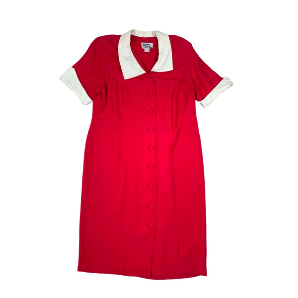 Dawn Joy II Magenta Dress