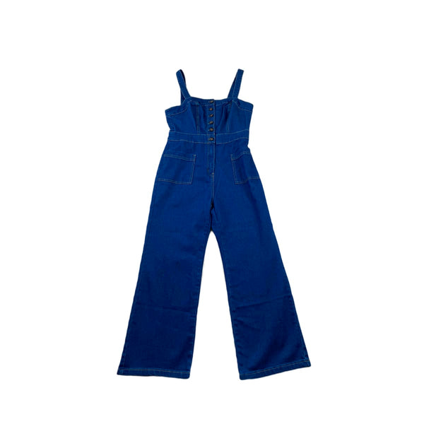 NEW E.ssue Denim Jumpsuit