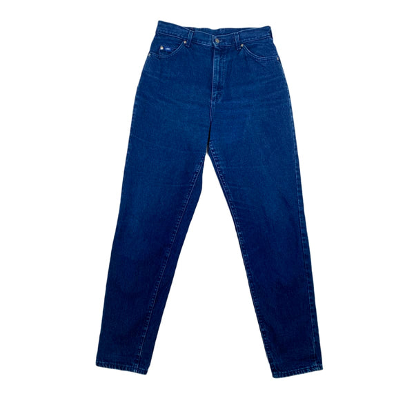 Lee Dark Blue Tapered Jeans