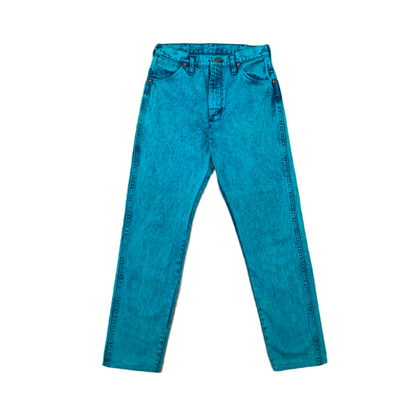 Wrangler Electric Teal Jeans