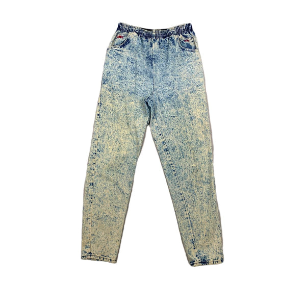 Carriage Court Acid Wash Jeans