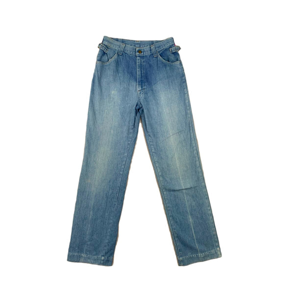 Live Ins Distressed Light Wash Jeans