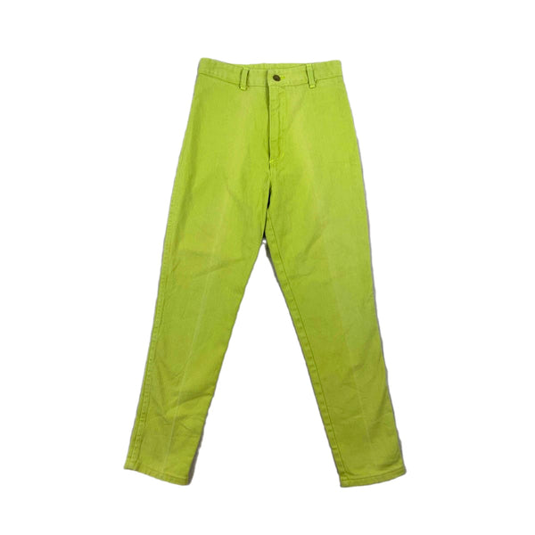 Just USA Lime Jeans