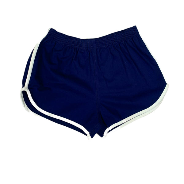 NEW Hearts & Hips Navy Gym Shorts