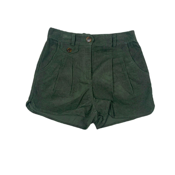 NEW Loveriche Olive Corduroy Shorts