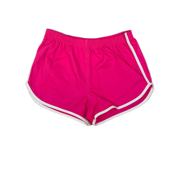 NEW Hearts & Hips Pink Gym Shorts