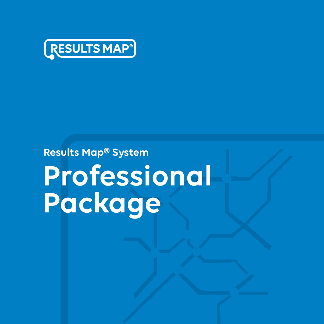 Results Map® System - Professional Package