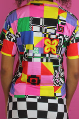 Gianni Colourful Printed T-Shirt