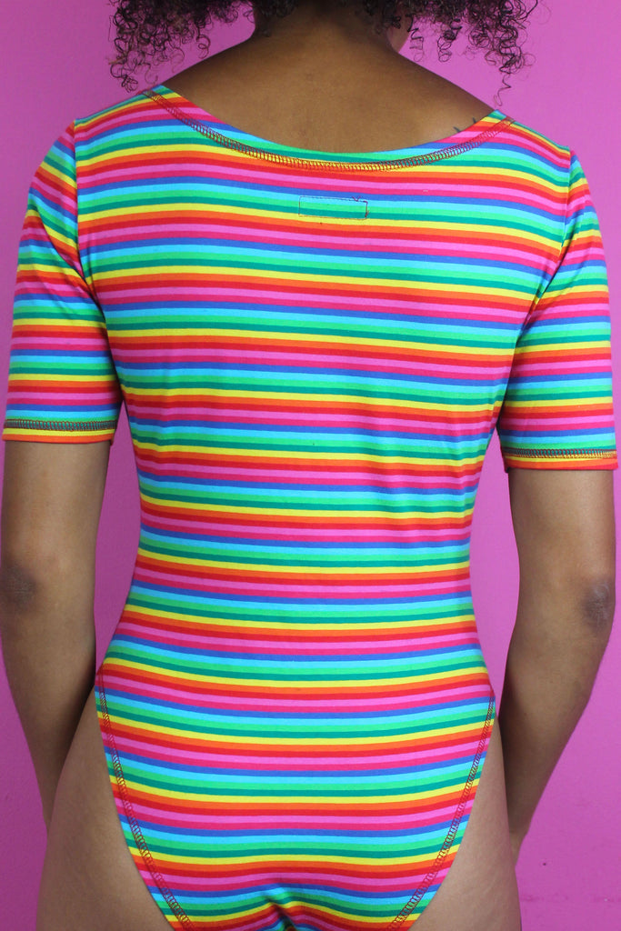 Rainbow Stripe Body