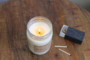 Goodnight, Moon: Vetiver + Nag Champa || 12oz