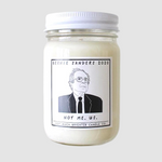 Bernie Sanders || Vetiver + Teakwood + Fern || 12oz