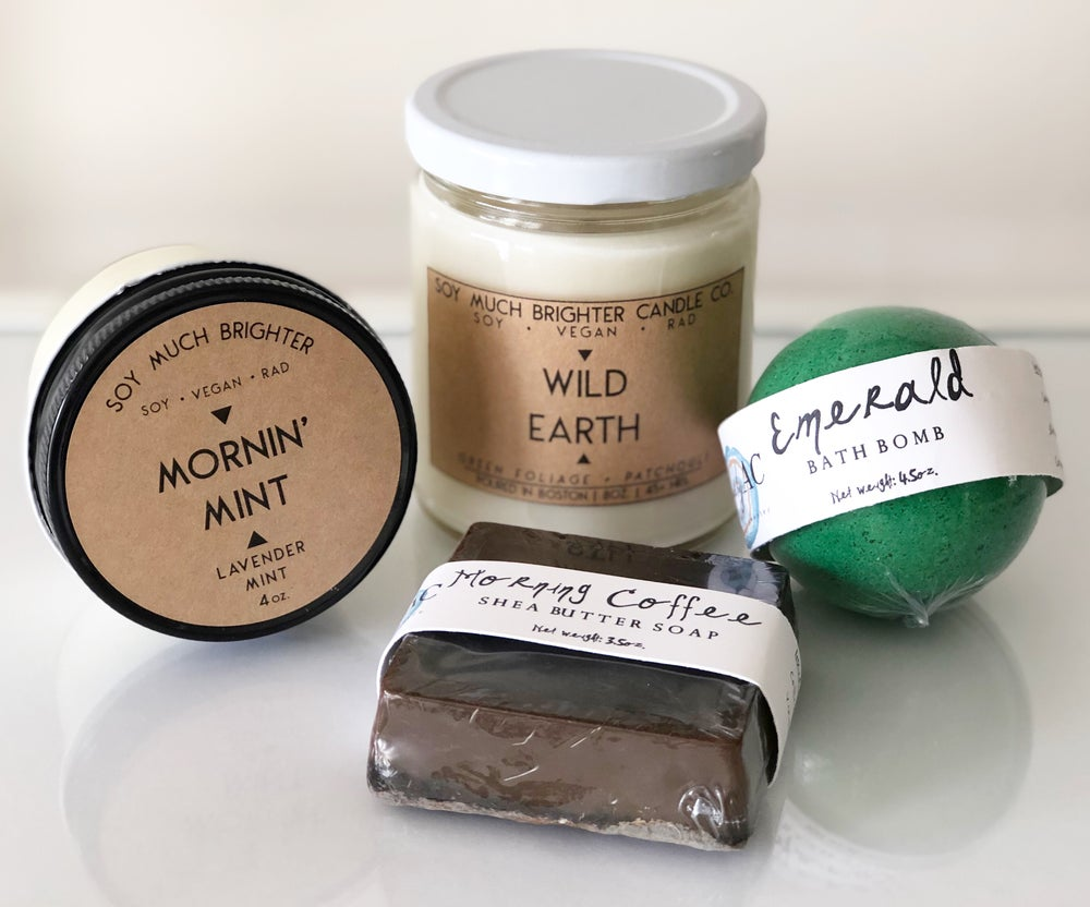 Self care bundles! Bath Bombs, Soaks, Soaps, & candles!