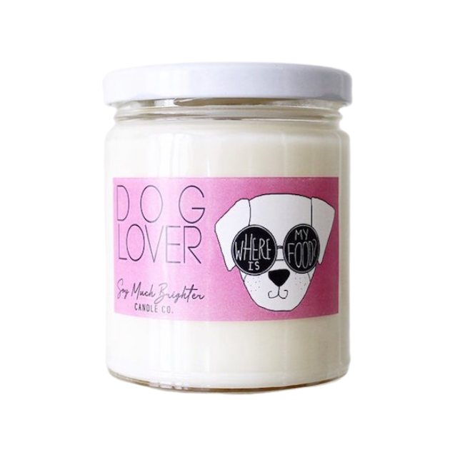 Dog Lover || Birch + Black Pepper || 8oz