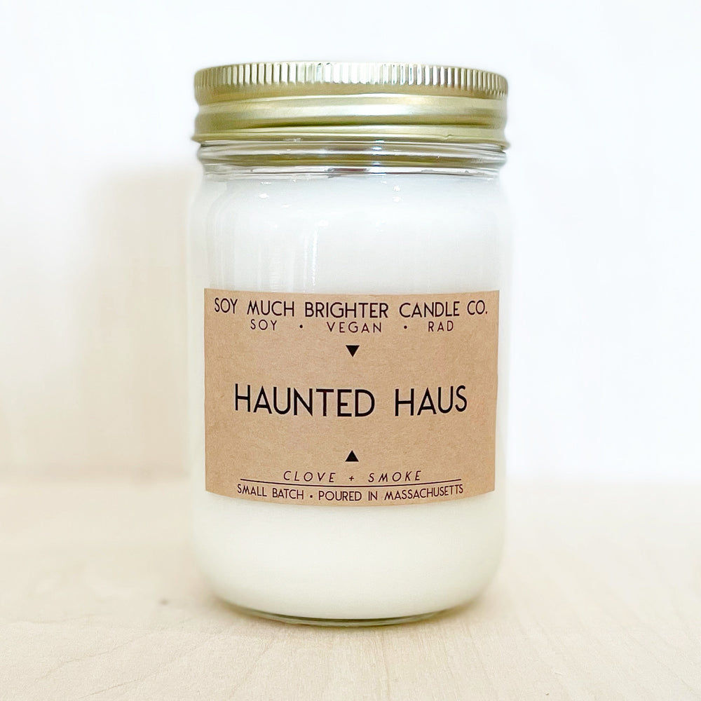 Haunted Haus: Clove + Smoke || 12oz