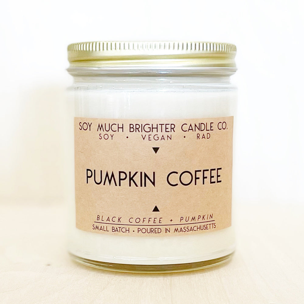 Load image into Gallery viewer, Pumpkin Coffee: Pumpkin + Black Coffee || 8oz