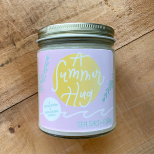 A Summer Hug // Sea Salt & Fern