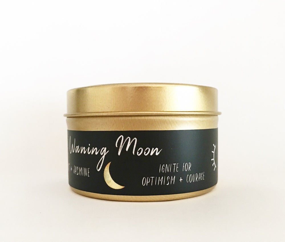 Moon Phase Collection // Waning Moon: Grapefruit + Jasmine // Small
