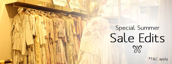 Summer Sale Alert! Stock you must haves in best prices