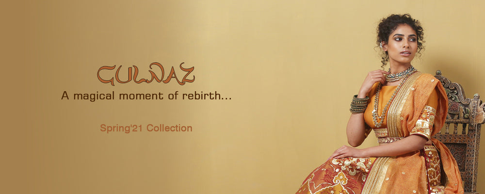 Gulnaz - Latest Woman Clothing Collection