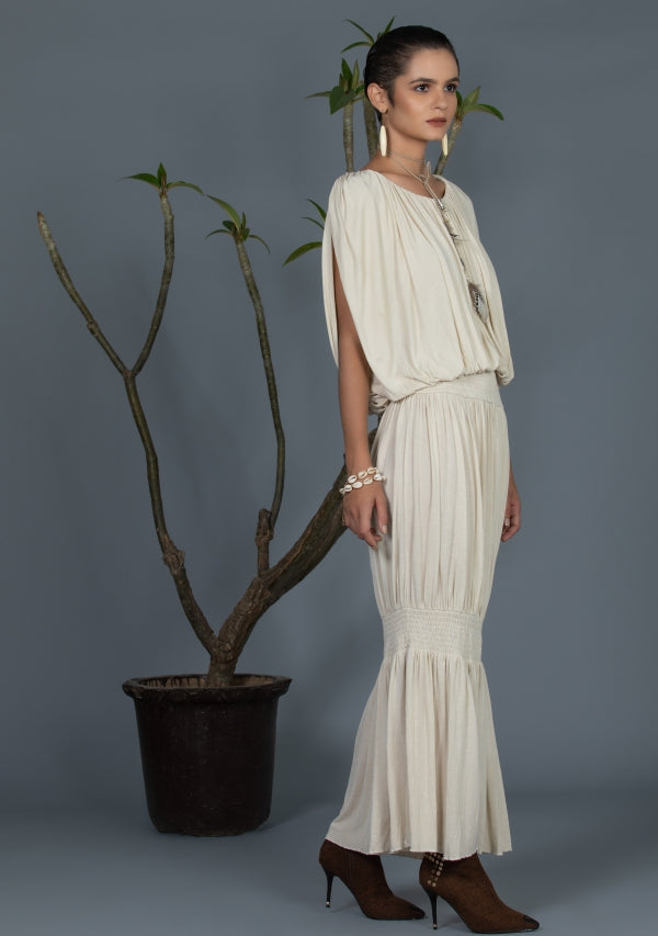 Fierce Goddess Long Dress
