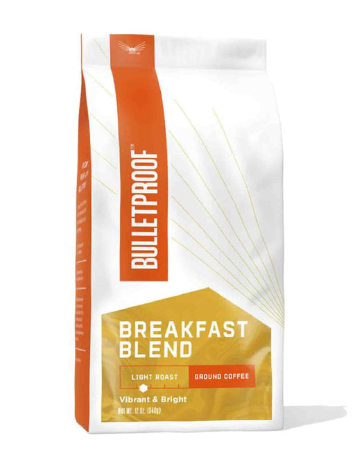 Bulletproof Coffee Breakfast Blend Ground