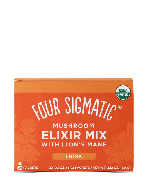 Four Sigmatic Elixir Mix Lion's Mane