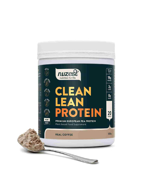 NuZest Clean Lean Protein Real Coffee 500 g