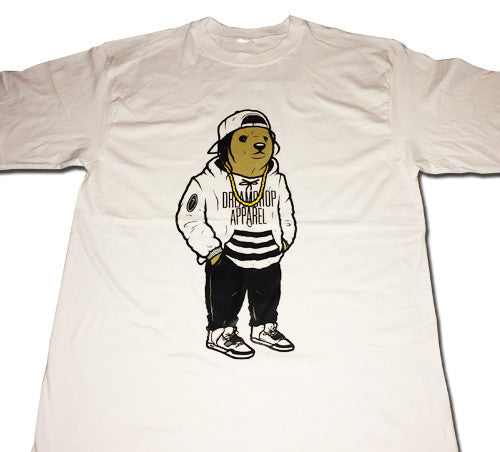 ASAP Bear T-Shirt (White)