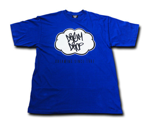 OG Cloud Tee (Royal Blue)