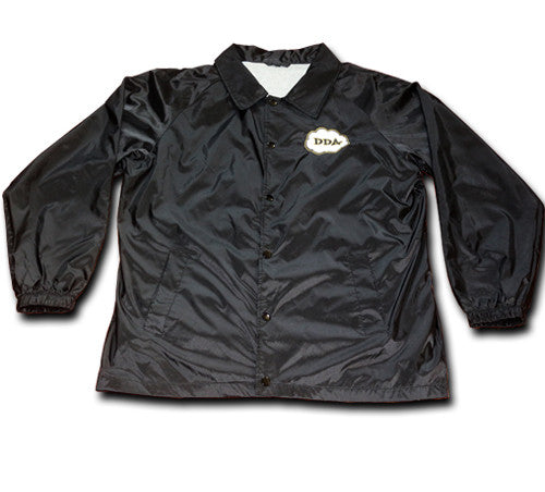 Anniversary Coach Jacket (Black)