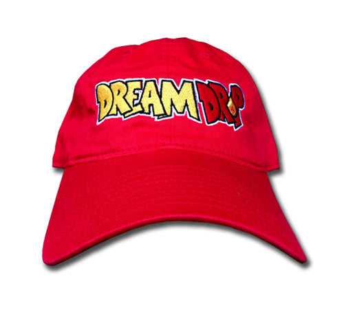 DBZ Golf Cap (Red)