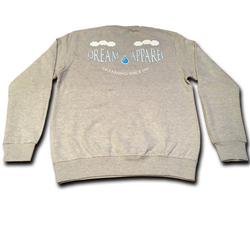 Drop Crewneck (Grey)