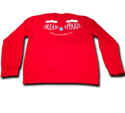 Drop Crewneck (Red)