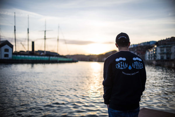 Drop Crewneck (Navy)