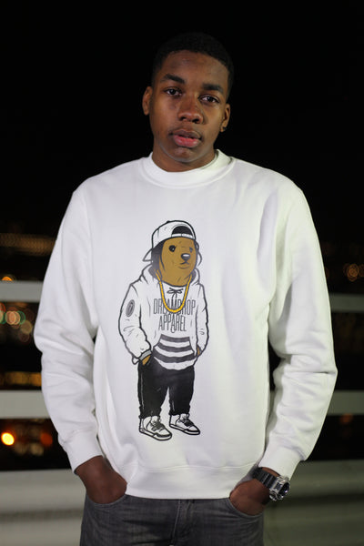 ASAP Bear Crewneck Model