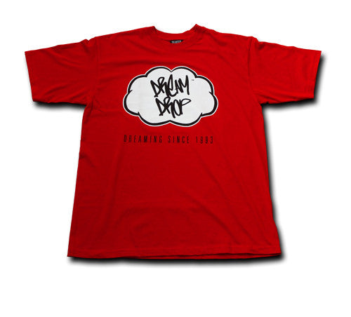 OG Cloud Tee (Red)