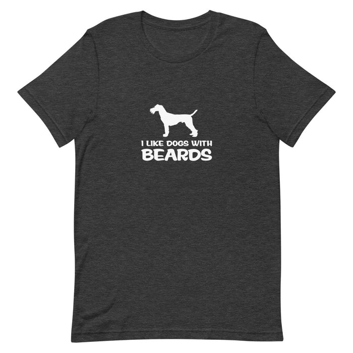 Dogs With Beards | T-Shirt | Ciao Bella Shop