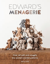 Load image into Gallery viewer, Edward's Menagerie Book by Kerry Lord