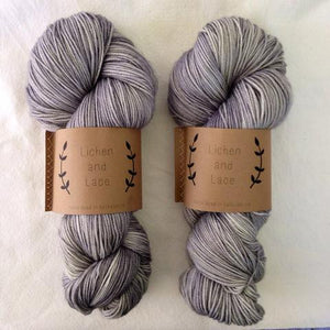Lichen and Lace Worsted