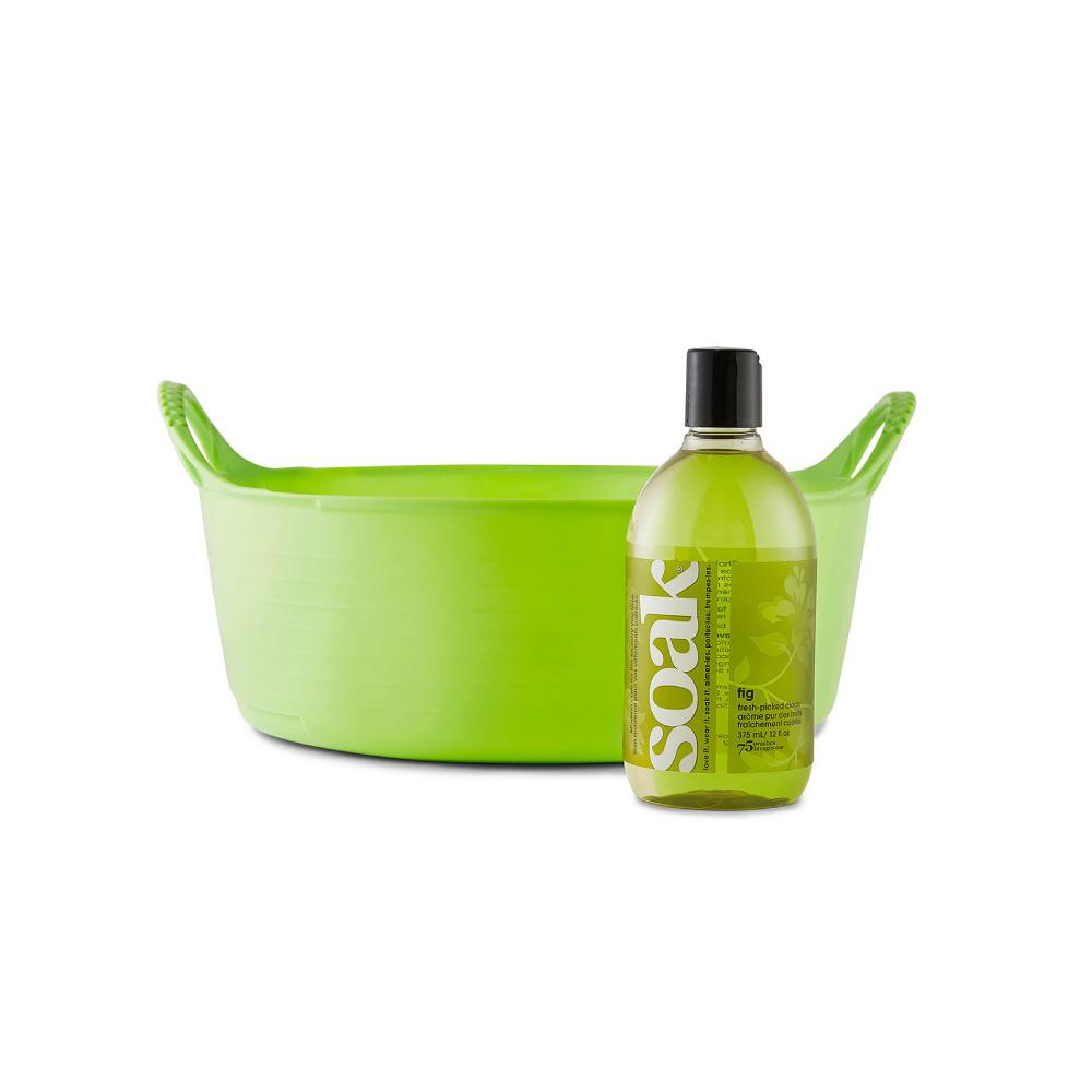 Soak Minnie Basin Handwashing Kit