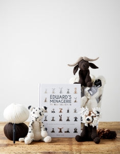 The New Collection: Edward's Menagerie Book by Kerry Lord