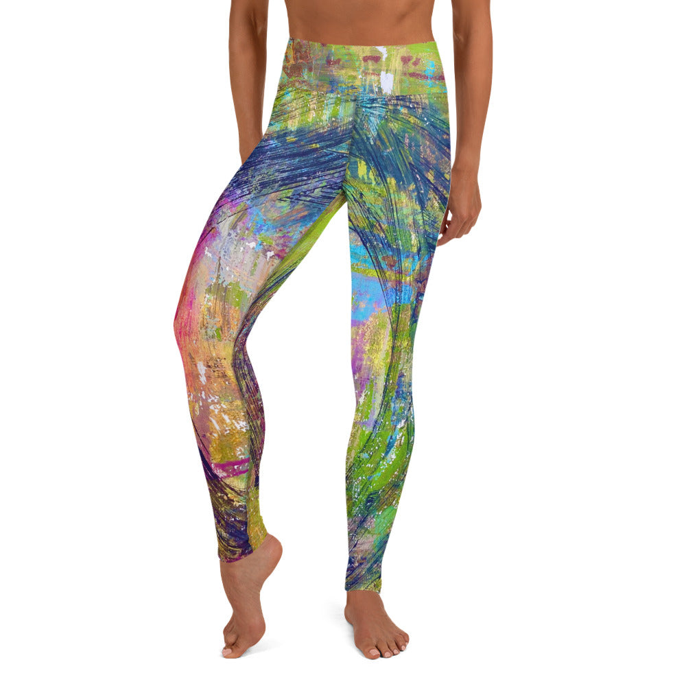 Gemma High Waist Yoga Leggings