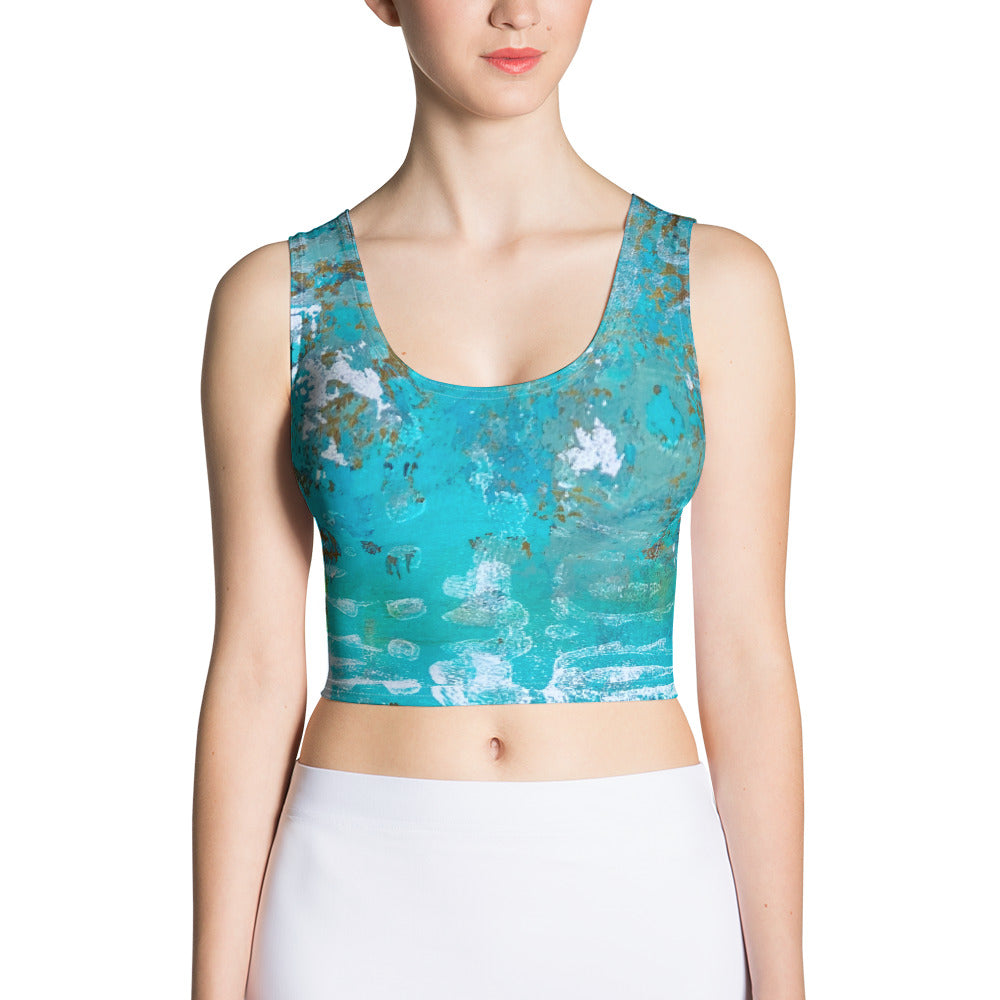 Zarya Crop Top