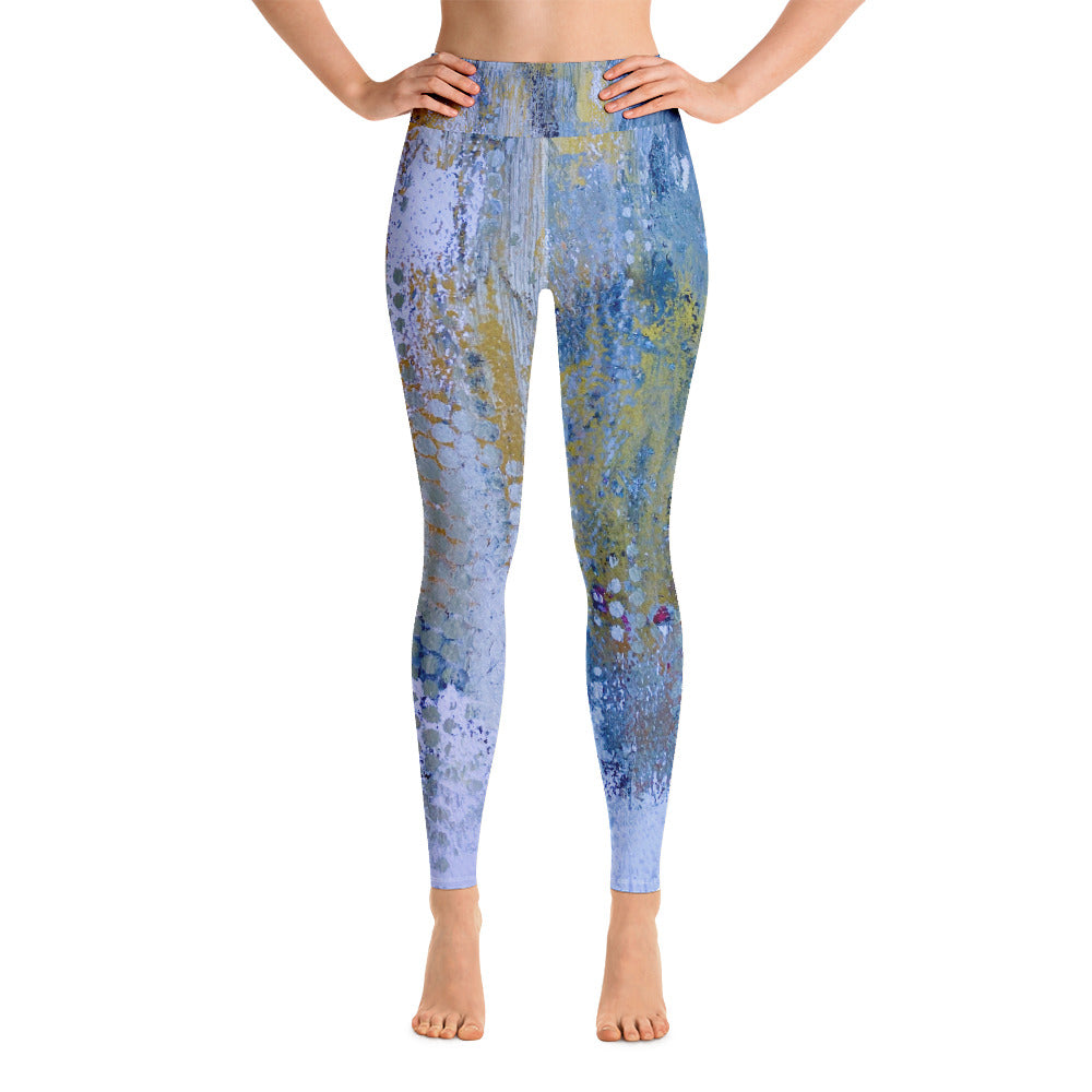 Alizeh High Waist Yoga Leggings